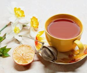 喝这十种茶可有效缓