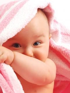 宝宝一出生 就能看