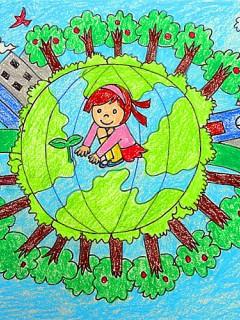 幼儿园中班环保活