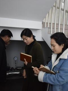 《德育报·学前教育》东营区齐龙幼儿园开展冬季安全隐患大排查